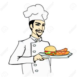 12744030-chef-cook-with-hamburger