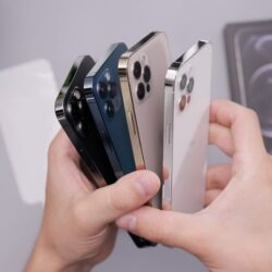 Apple iPhone 12 pro max all colors